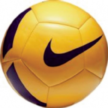 Nike Team Training Football Yellow/Violet - Size 3, 4, 5 (1)